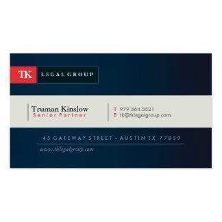 Elegant Attorney Business Card