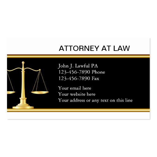 lawyer business card templates page21 bizcardstudio