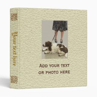 Elegant Avery Binder - Photo Album