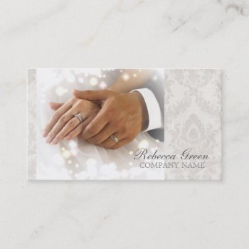 Browse products by heresmicard at zazzle 13 r elegant beige damask wedding photographer business card reheart Choice Image