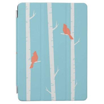 Elegant Birds on the Branches   iPad Air Case