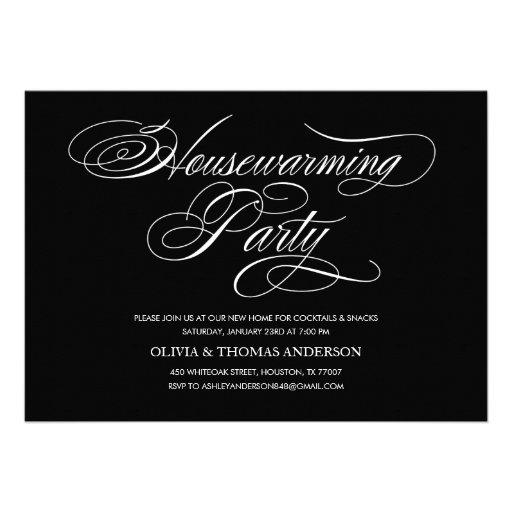 Personalized Funny housewarming party Invitations – Funny Housewarming Party Invitations