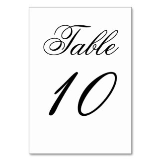 Table number template table cards table number template for Table number design template