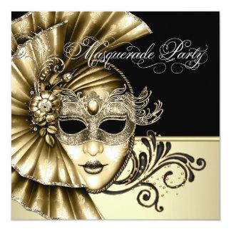 50th Birthday Masquerade Party Invitations Announcements Zazzle