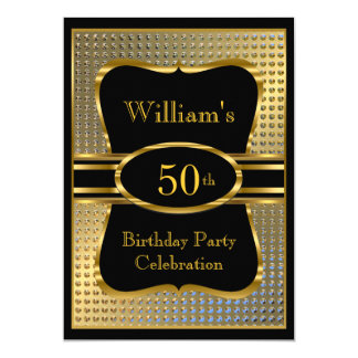 Mens Birthday Party Invitations & Announcements | Zazzle