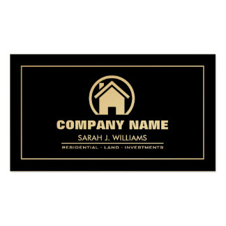 Real Estate Investing Business Cards & Templates | Zazzle