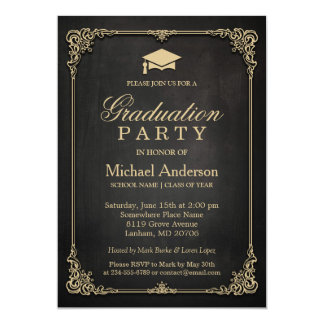 High School Graduation Party Invitations & Announcements ...