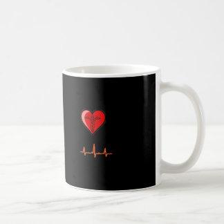 Elegant black mug to gift a Doctor