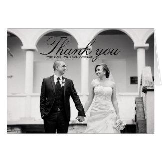 Wedding <br />Thank You