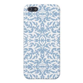 Elegant Blue Damask Speck Case