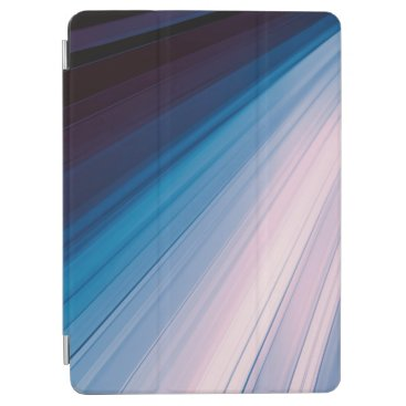 Elegant Blue Ray of Light Artwork   iPad Air Case