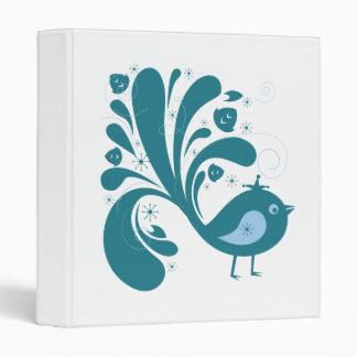 elegant bluebird binder