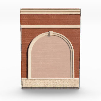 Elegant Brick Wall Border Background Award