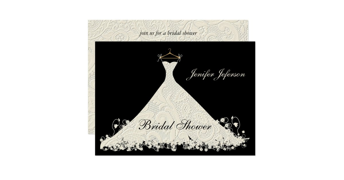 Bridal Shower Invitations Announcements – When to Send Wedding Shower Invitations