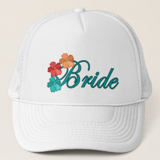 Elegant Bride Trucker Hat