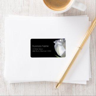 Elegant Business Address Label