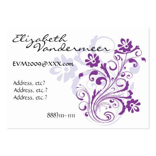 Elegant Business Card by SRF