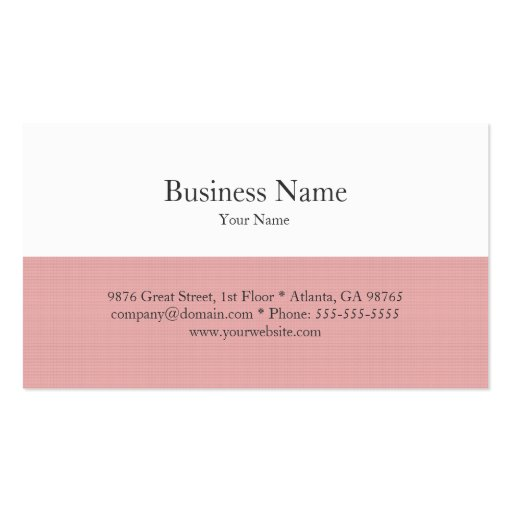 Elegant business card template zazzle for Elegant business card template