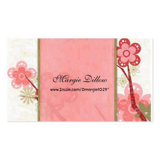 Elegant business card templates zazzle for Elegant business cards templates
