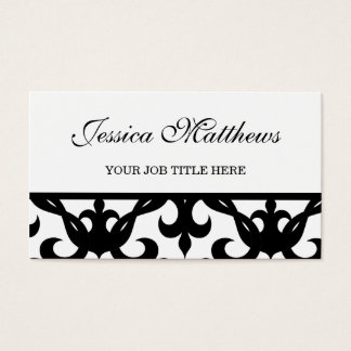Elegant Business Cards - Personalize