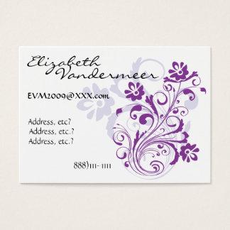 Elegant Business - Profile Card by SRF