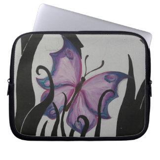 Elegant Butterfly Laptop Sleeve