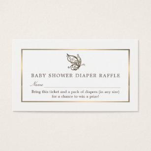 raffle tickets bridal wedding shower supplies zazzle