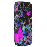 Elegant Butterfly Swirl Galaxy S3 Case