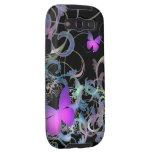 Elegant Butterfly Swirl Galaxy SIII Cover