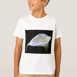 Elegant Calla Lily Flowers 11 Modern T-Shirt