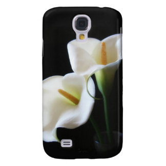 Elegant Calla Lily Flowers 13 Samsung Galaxy S4 Case