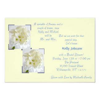 Elegant Calla Lily Invitation