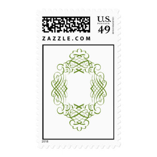 Elegant Calligraphy Postage - Easy to Personalize