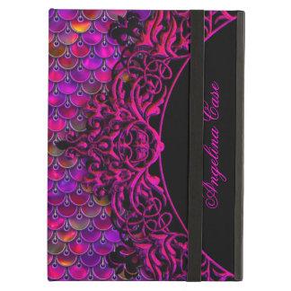 Elegant Case PINK gold Sequins  iPhone 5 iPad Cases