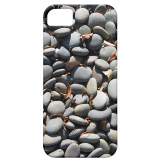 Elegant case with river stones design