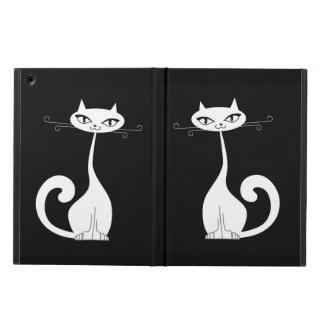 Elegant Cat Design iPad Air Case