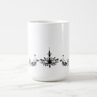 Elegant Chandeleir Coffee Mug