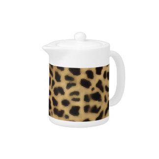 Elegant Cheetah Fur Pattern