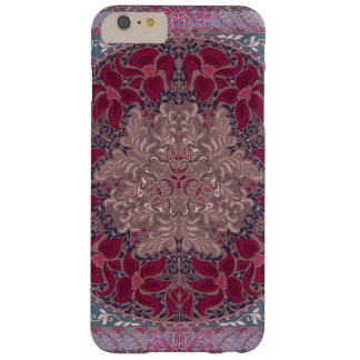 Elegant chic boho stylish floral pattern barely there iPhone 6 plus case