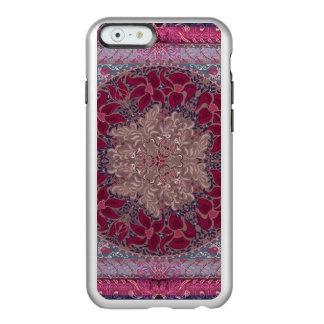 Elegant chic boho stylish floral pattern incipio feather shine iPhone 6 case