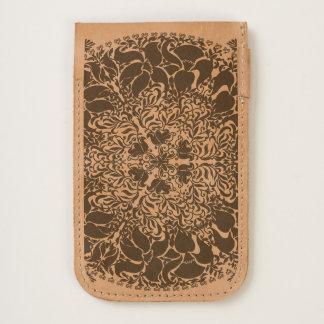 Elegant chic boho stylish floral pattern iPhone 6/6S case