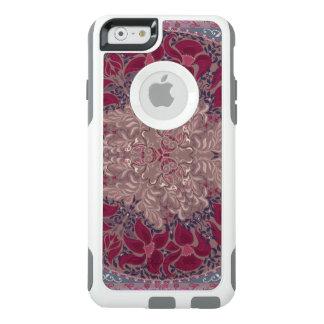 Elegant chic boho stylish floral pattern OtterBox iPhone 6/6s case