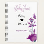 "Elegant chic watercolor Floral Wedding planner<br><div class=""desc"">Elegant chic watercolor Floral Wedding planner</div>"