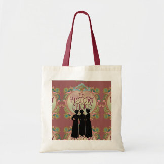 Elegant Chicks Tote Bag