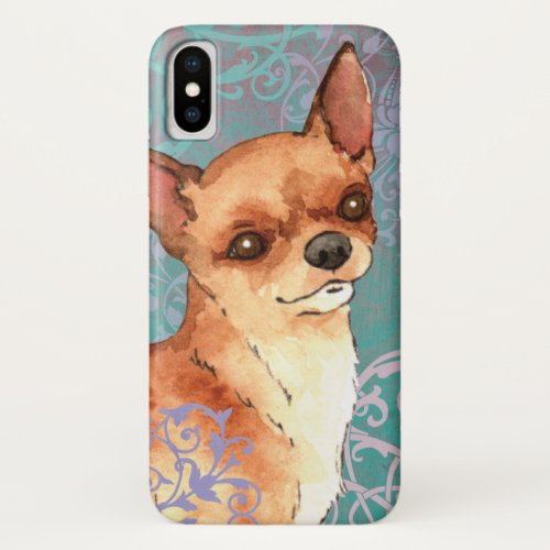 Elegant Chihuahua Phone Case
