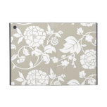 Elegant Chinese Floral Pattern Cover For iPad Mini