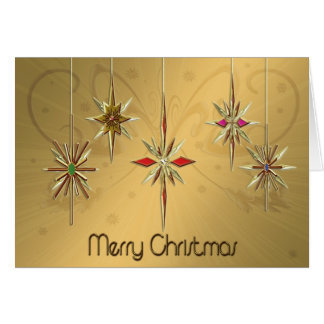 Elegant Christmas card for a busines