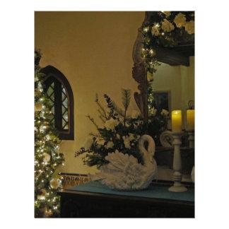 Elegant Christmas Letterhead