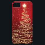 "Elegant Christmas Sparkling Trees Red iPhone SE/5/5s Case<br><div class=""desc"">Elegant Christmas Sparkling Trees Red designer gift. An elegant birthday gift idea for any teenager and adult.  Fully customizable! Easy to use and easy to personalize.</div>"