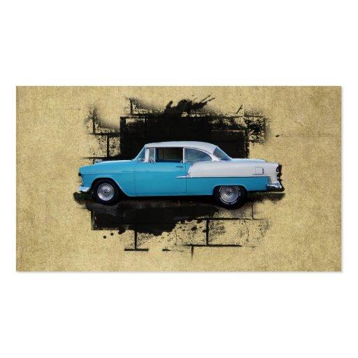 Elegant, Classic Car- Automotive-  Biz Card Business Cards